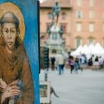 """Piazza Maggiore """"francescana"""""""