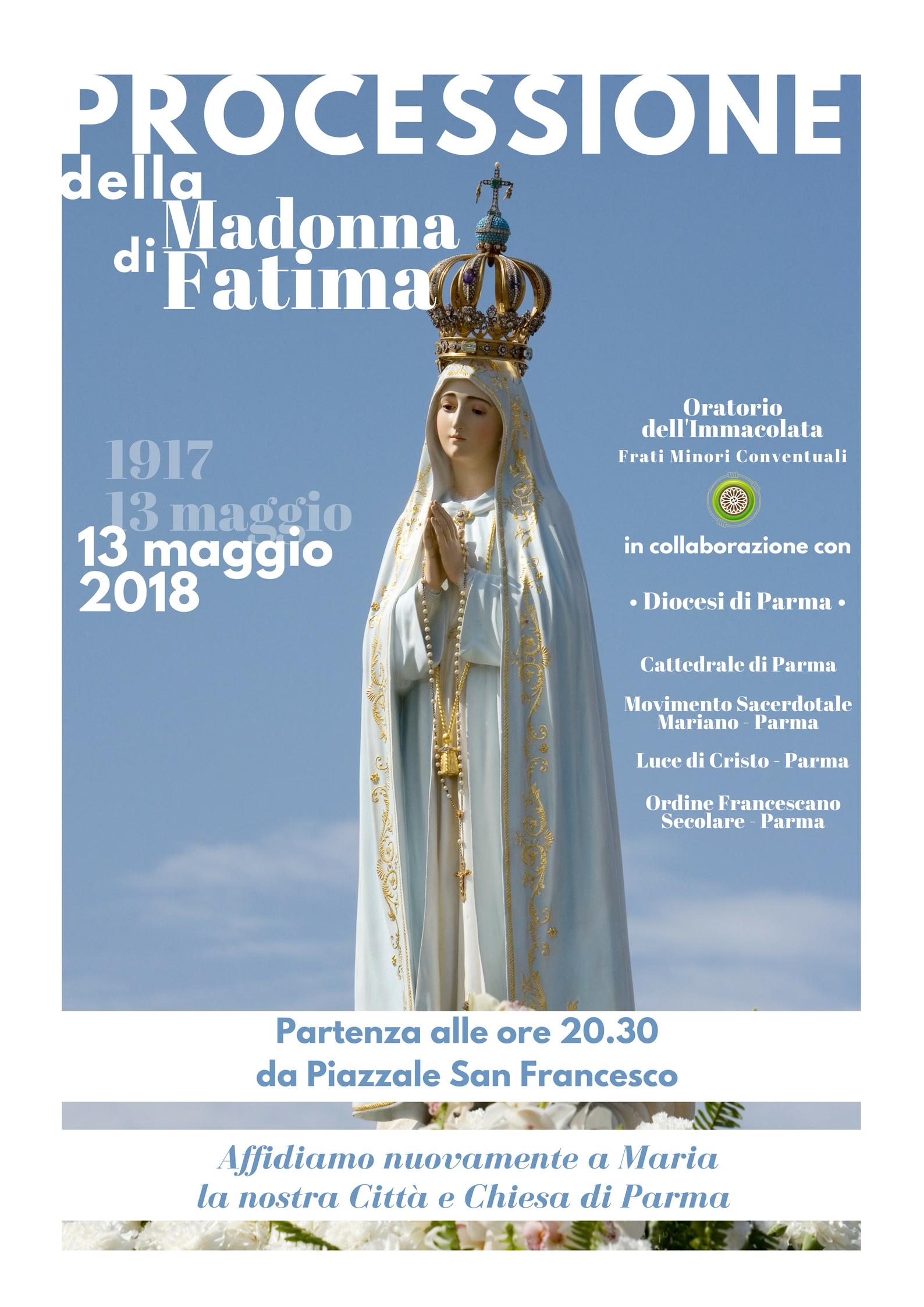Processione Fatima